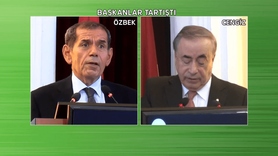 Dursun Özbek - Mustafa Cengiz kavgası
