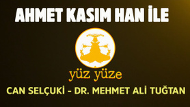 Ahmet Kasım Han ile Yüz Yüze | 12 Eylül 2019