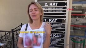 Ukraynalı annenin gözyaşları