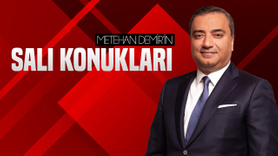 Metehan Demir'in Salı Konukları | 17 Eylül 2019