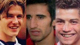 Futbolcuların estetik ile muhteşem değişimleri...