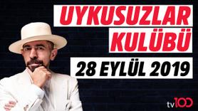 Okan Bayülgen ile Uykusuzlar Kulübü 28 Eylül 2019