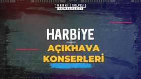 Kerki Solfej'in Harbiye Konserleri başlıyor