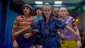 """Netflix """"Stranger Things"""" 4. sezonu duyurdu"""
