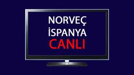 CANLI Norveç İspanya