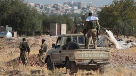 Tel Abyad'ın batı kesimi kontrol altında