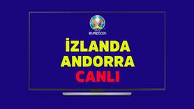 CANLI İzlanda Andorra