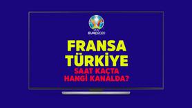 Fransa - Türkiye maçı saat kaçta hangi kanalda?
