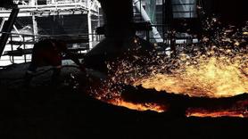 Sanayi üretimi Ağustos'ta azaldı