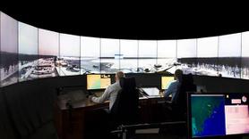 Hava trafik kontrol kulesi olmayan ilk havalimanı