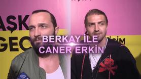 Berkay ile Caner Erkin pişti oldu