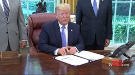 Meral Akşener'den Donald Trump'a: Peluş kafa
