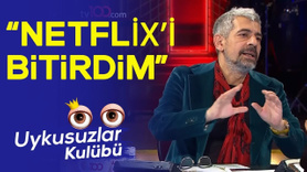 Okan Bayülgen: Netflix'i bitirdim