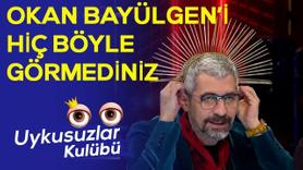Okan Bayülgen'i hiç böyle görmediniz
