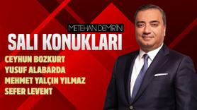 Metehan Demir'in Salı Konukları   29 Ekim 2019