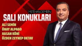 Metehan Demir'in Salı Konukları   5 Kasım 2019