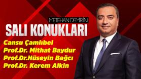 Metehan Demir'in Salı Konukları | 12 Kasım 2019