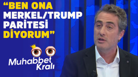 """""""Merkel-Trump paritesi 1 seviyesine kadar gidecek"""""""