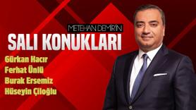 Metehan Demir'in Salı Konukları | 19 Kasım 2019