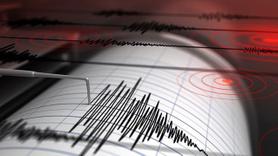 Filipinler'de şiddetli deprem!.. Büyüklüğü..!