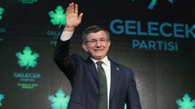 Davutoğlu, yeni partisini tanıttı