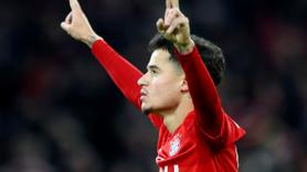Bayern Münih gol yağdırdı...