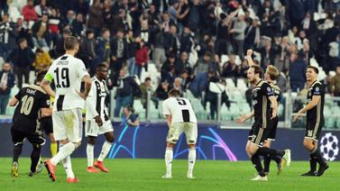 Juventus'un hisseleri çakıldı