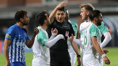 Kasımpaşa 1-1 Bursaspor / Maç Özeti