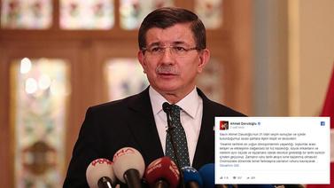 Davutoğlu: Cumhurbaşkanı toplumla kopuş yaşıyor
