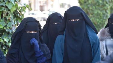 Terör saldırıları sonrasında burka yasağı