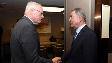 'Türkiye'deki görüşmeleri pozitif ve yapıcıydı'