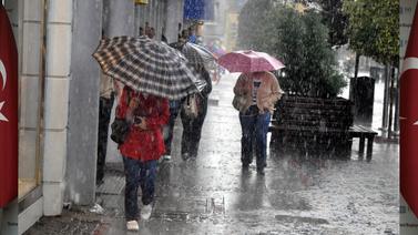 Dikkat! İstanbul için kuvvetli sağanak uyarısı!