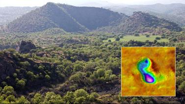 'En eski volkan patlama resmi olabilir'