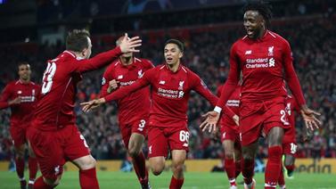 Liverpool mucizeyle finalde: 4-0