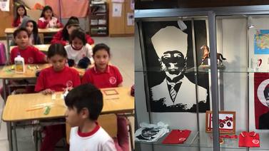 Şili'deki Atatürk Okulu Türkçe öğretmeni istiyor