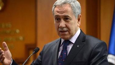 AK Parti'den Bülent Arınç'a tepki: Hadi oradan yah