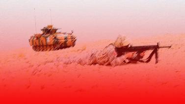 Şırnak'ta iki terörist etkisiz hale getirildi