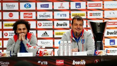 Ergin Ataman'dan Fenerbahçeli taraftarlara çağrı
