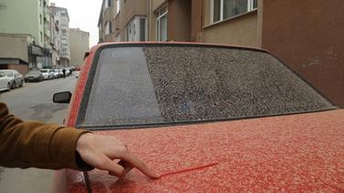 Ankara ve İstanbul da dahil toz yağacak!