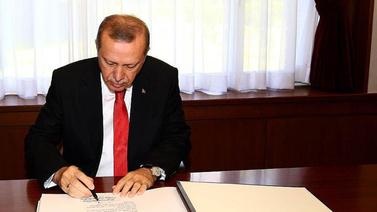 Cumhurbaşkanı Erdoğan onayladı... Karara göre...