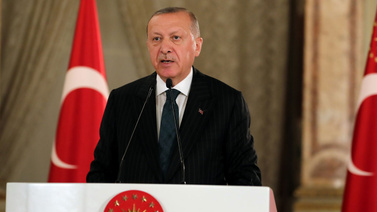 Cumhurbaşkanı Erdoğan'dan Pençe Harekatı mesajı