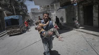 Esed rejimi İdlib'e saldırdı: 24 ölü