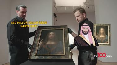 450 milyon dolara aldığı tablo sahte çıktı