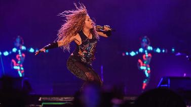 Shakira, 1,5 saat ifade verdi