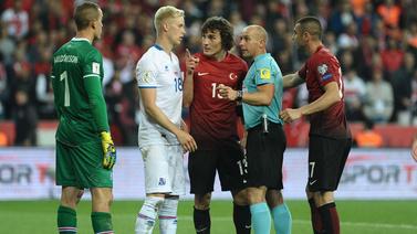 İzlanda maçına Polonyalı hakem