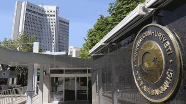 Türkiye'den ABD'nin kararına sert tepki