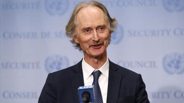 BM Suriye Özel Temsilcisi Türkiye'ye geliyor
