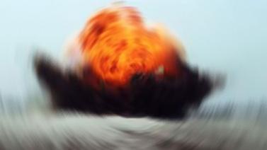 Afganistan'da patlama!.. Çok sayıda ölü var!