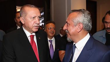 Erdoğan: Halk için çalışıyoruz
