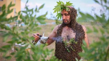 Arılara fısıldayan adam Semo
